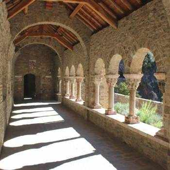 4x4 Canigou, Fort Liberia, Abbaye St Martin