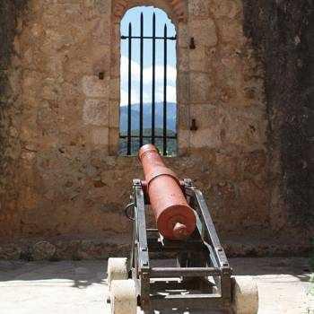 Fort Liberia en 4x4